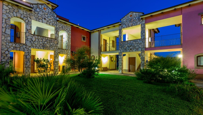 L' hotel romantico di Alghero, Sa Cheya Relais