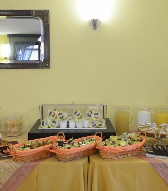 colazione hotel relais Alghero